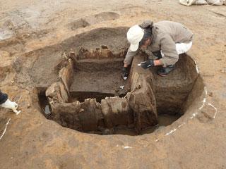 お知らせ:野田遺跡・下中瀬遺跡の発掘調査説明会(11月5日)